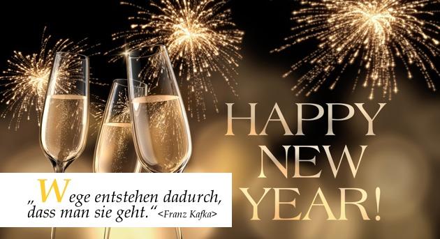 Neujahrsgruß 2015