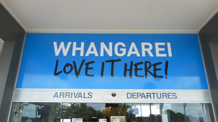 Blower_Door_Test_Neuseeland_roesemeier_Whangarai_Flughafen